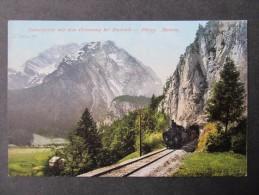 AK STAINACH PÜRGG Grimming M.Lokomotive Ca.1910/// D*18942 - Stainach