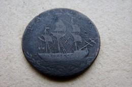 1794 Half Penny Token Portsea - Grande-Bretagne