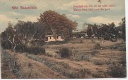 INDE NERLANDAISE  HOTEL SINDANGLAIJA - Cartes Postales