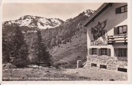 AK Polizeiheim Am Spitzingsee Gegen Stolzenberg - Ca. 1935 (21163) - Schliersee