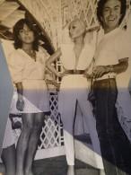 [ MONACO ] Stéphanie De Monaco & JC Jitrois, Photo Privée 1980. - Célébrités