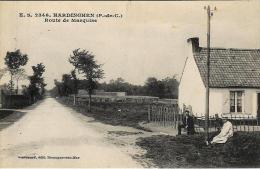 Hardinghen - Route De Marquise - France