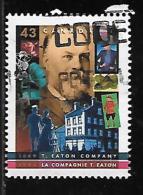 CANADA  1994, USED  #1510,   THIMOTHY EATON - Oblitérés