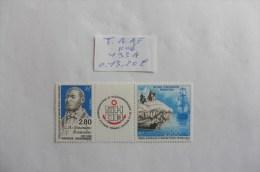 Terres Australes Et Antarcticques Françaises: Triptyque N° 193 A Neuf - Terres Australes Et Antarctiques Françaises (TAAF)