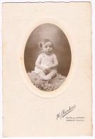 Jean DEVERGNE, 1922, Photo H. Berdon, Route De Limoges, Ruelle (Charente) - Voir Scan - Personnes Identifiées