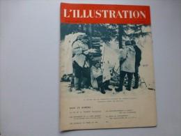 L'ILLUSTRATION Guerre 39-45 N° 5064 Mars 1940, FINLANDE Lecture Des Journaux Annonçant Armistice ; Ref 585  REV 01 - Livres, BD, Revues