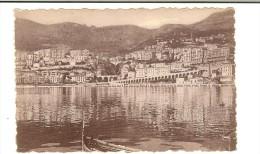 Edité Par Agence De Voyages Paris - Monaco : Le  Port - Casino