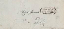 Baden Brief Carlsruhe 19.12.48 - Baden