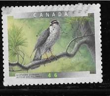 CANADA  1999, USED  #1770   BIRDS Of  CANADA: Northern Goshawk - 1952-.... Règne D'Elizabeth II