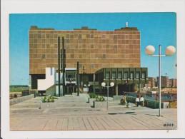 2 CPM - VILLENEUVE D'ASCQ - L'Hotel De Ville - Le Lac St Saint Jean Le Stadium Nord - Villeneuve D'Ascq
