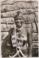 Postal Africa - A Native Beauty - Femme Seins Nus - Topless Woman - Carte Postale - Postcard - Guinea-Bissau