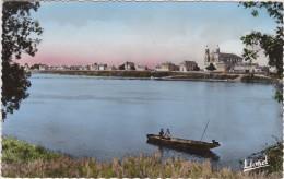 49 -  SAINT CLÉMENT DES LEVÉES  Vue Générale Au Bord De La Loire - France