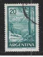 Argentina 1960. Scott #698 (U) Nahuel Huapi Lake - Argentine