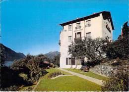 SUISSE Switzerland Schweiz ( LU Lucerne ) WEGGIS : Hotel BELVEDERE - CPSM Dentelée Grand Format - - LU Lucerne