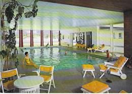 SUISSE Switzerland Schweiz ( BE Berne ) GRINDEWALD : Hallenschwimmbad HOTEL BELVEDERE - CPSM GF - - BE Berne