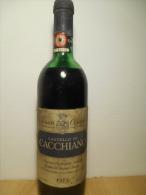 Chianti Classico Castello Cacciano 1975 - Vin