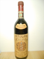 Chianti Classico Ortolani 1982 - Vin
