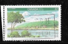 CANADA 1992, USED  #1405    CANADA 92   VILLE MARIE - 1952-.... Règne D'Elizabeth II
