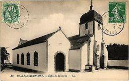 CPA  Belle-Isle-en-Mer - Église De Lacmaria   (205549) - France