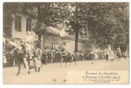 9 - Tournai - Tournoi De Chevalerie (juillet 1913) - Doornik