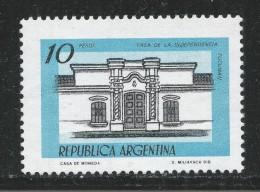 Argentina 1978. Scott #1160 (M) Independence Hall, Tucuman - Neufs