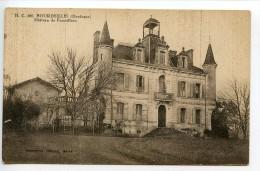 Bourdeilles Château De Francillou - Autres Communes