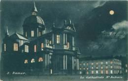 NAMUR - La Cathédrale St. Aubain - Namur