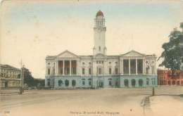 SINGAPORE - Victoria Memorial Hall - Singapour