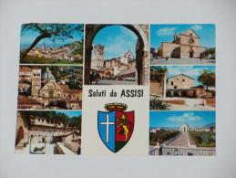 PERUGIA - Saluti Da Assisi - 7 Vedute - 1970 - Perugia
