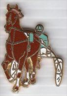 PIN´S ANCIEN PINS CHEVAL FABRICATION DEMONS ET MERVEILLES - Andere