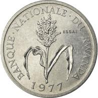 Monnaie, Rwanda, Franc, 1977, FDC, Aluminium, KM:E4 - Rwanda