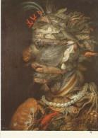 Z844 - POSTAL -  GIUISEPPE ARCIMBOLDO - WASSER 1566 - DAS KUNST HITORISCHE MUSEUM WIEN - Sin Clasificación