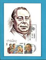 PABLO LUNA - EL NIÑO JUDIO - Carte Maximum Card Maxicard - España - Maximum Cards