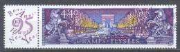 France YT N°2918 Champs Elysées (avec Vignette) Oblitéré ° - Gebraucht