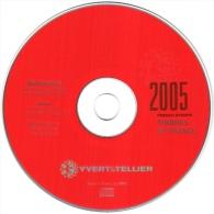 CD ROM Yvert Et Tellier 2005 - Timbres De France (tome 1) - PC/Mac - Logiciels
