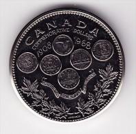 1968 Canada Commemorative Dollars Medal - Canada
