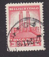 Belgian Congo, Scott #183, Used, King Albert Memorial, Issued 1941 - Belgian Congo