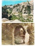 2 POSTCARDS:   NEVSEHIR  -  Turkey/Türkiye   (2 Scans) - Turkije