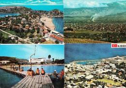8 USED  POSTCARDS:  Turkey/Türkiye - ´´KESKIN COLOR Kartpostalcilik Limited Sirketi´  -  (3 Scans) - Turkije