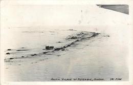 262023-Alaska, Kotzebue, RPPC, Town View, FHW Photo No 141 - Verenigde Staten