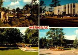 33-MERIGNAC..4 VUES....CPM - Merignac