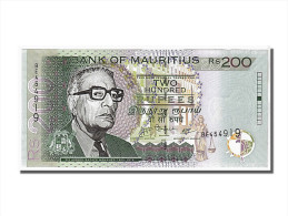 Ile Maurice, 200 Rupees Type A.R Mohamed - Maurice