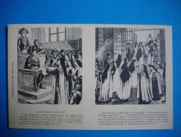 PARIS  -  75  - HISTOIRE  - Le Jugement Du 17 Juillet 1794  - - Histoire