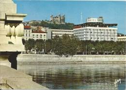 Z859 - POSTAL - COULEURS ET LUMIERE DE FRANCE - LYON - RHONE - HOTEL SOFITEL - Lyon