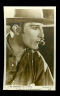 Artiste De Ciné Film Acteur Filmster Cinema :  Cowboy  Charles De Rochefort - Acteurs