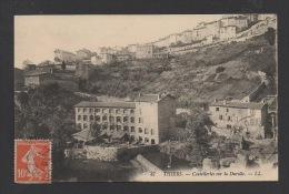 DD / 63 PUY DE DÔME / THIERS / COUTELLERIES SUR LA DUROLLE/ CIRCULÉE EN 1913 - Thiers