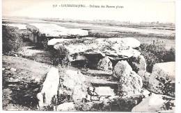 DOLMEN Des Pierres Plates - LOCMARIAQUER - Dolmen & Menhirs