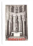 CPM Dentelées N° 5876 - COURNON D'AUVERGNE 63 Puy De Dôme - Eglise Romane - Le Choeur - Scans Recto-Verso - Ed. Artisti - Altri Comuni