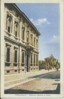 CPA- PINEROLO - Palazzo Banca D'Italia (J4) - Italia