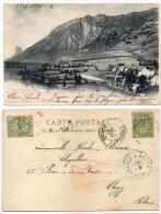 MONESTIER DE CLERMONT - Ligne De Grenoble A Gap  (84051) - France